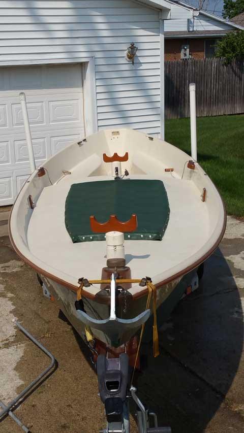 Seapearl 21, 1993 sailboat