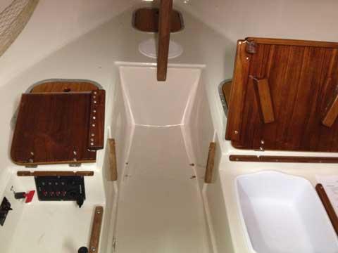 Seaward Fox 19, 1994 sailboat