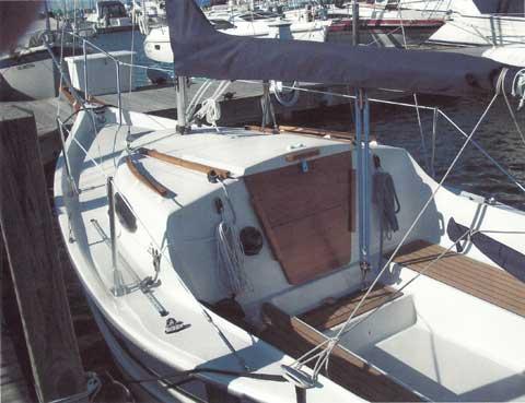 Seaward Fox, 1992 sailboat