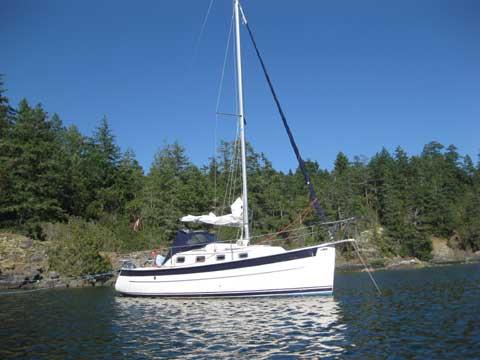Seaward 26rk, 2005 sailboat
