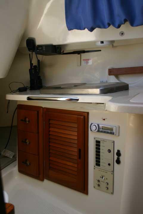 Seaward 26RK, 2007 sailboat