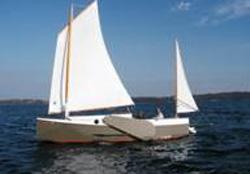 Sharpie 24, 2002 sailboat