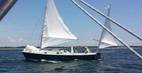 Edey & Duff Shearwater, 1989, 28 ft., sailboat