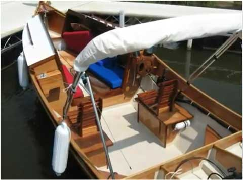 Skiff America 20, 2007 sailboat