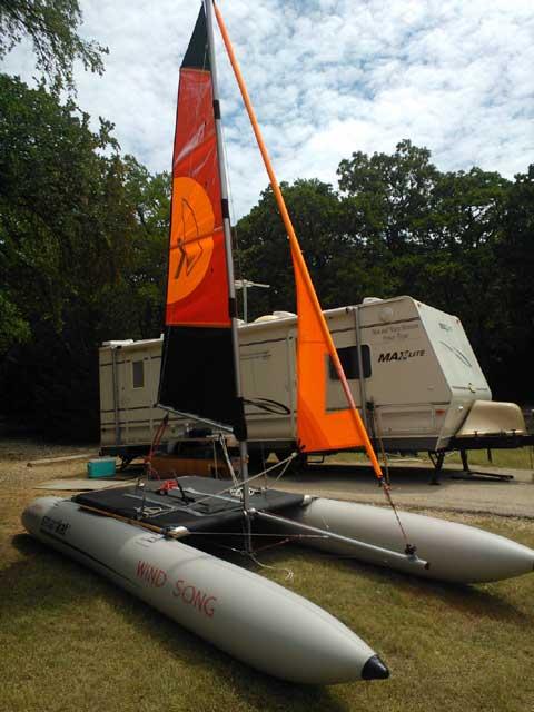 Smartkat, 17 ft., 2014 sailboat