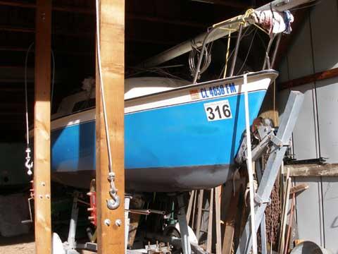 Spacesailer 18, 1979 sailboat