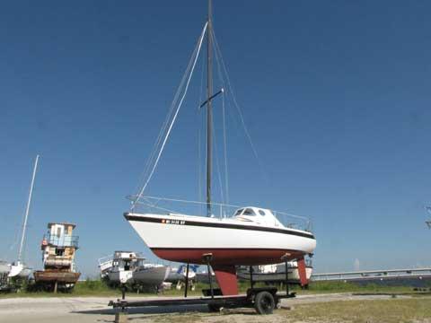 Sprinta Sport, 23', 1981 sailboat