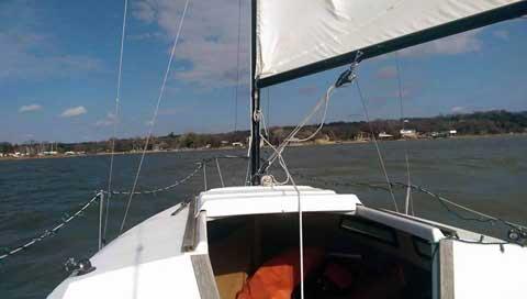 Starwind 19, 1984 sailboat