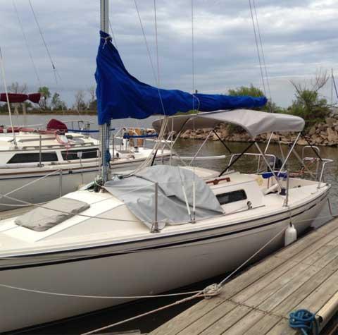 Starwind 223, 1986 sailboat