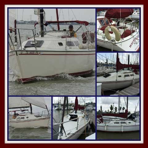 Starwind 27, 1984 sailboat