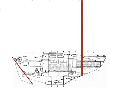 Storfidra 25, 1970 sailboat