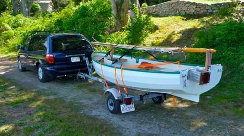 Stornoway 12 sailboat