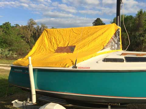 Tangerine 18, 1978 sailboat