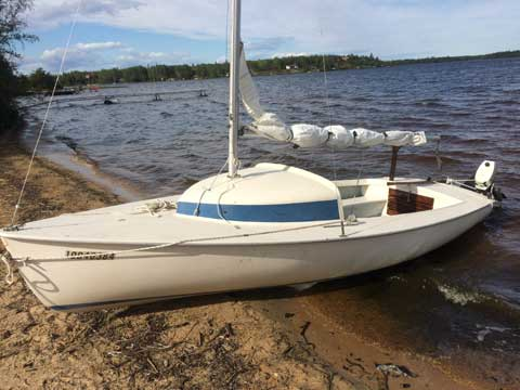 Tanzer 16, 1970 sailboat
