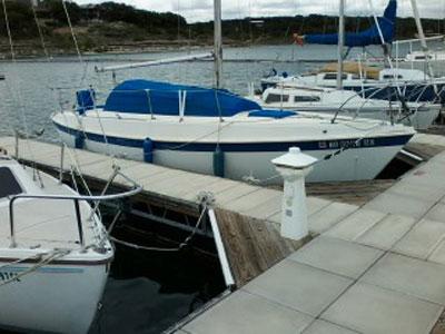 Tanzer 26, 1980 sailboat
