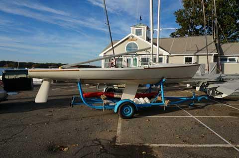 Tempest US 327, ca 1975 sailboat