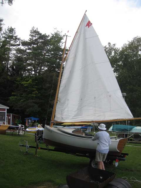 William Garden Tom Cat Design, 2008 sailboat