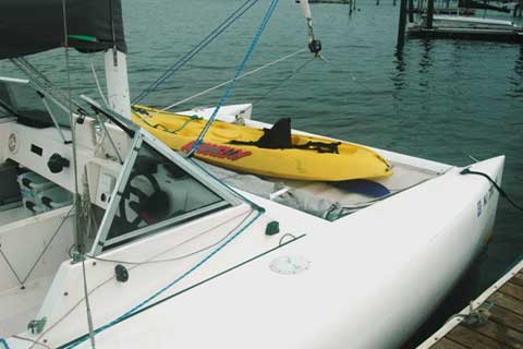 TomCat 6.2 Catamaran, 1998 sailboat