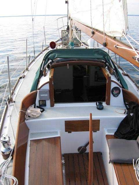 Tripp 30 sailboat