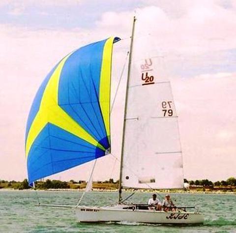 Ultimate 20 sport boat, 1997, Fairhope, Alabama, sailboat