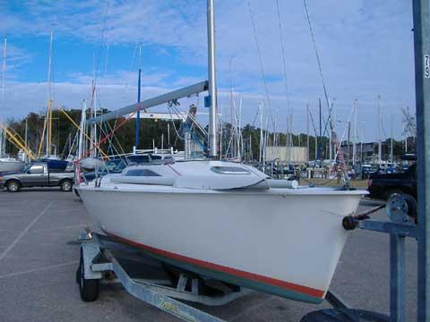 Nissan New Orleans East >> Ultimate 20 sport boat, 1997, Fairhope, Alabama, sailboat ...