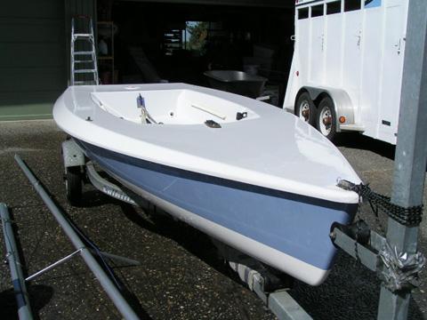 Vanguard 15, 1999 sailboat