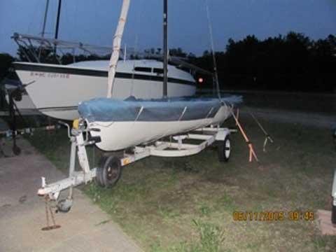 Vanguard Volant, 1980 sailboat