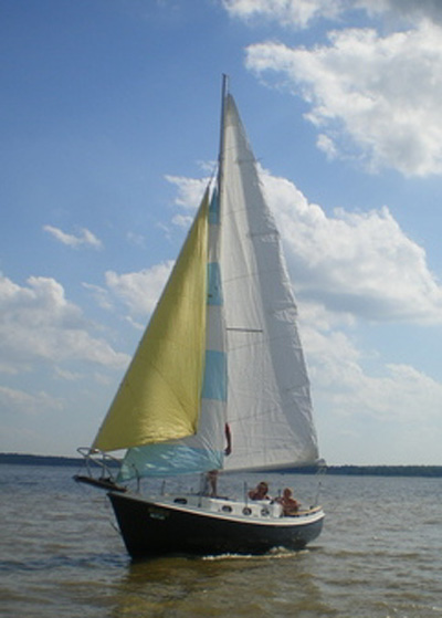 Venture of Newport, 1973 sailboat