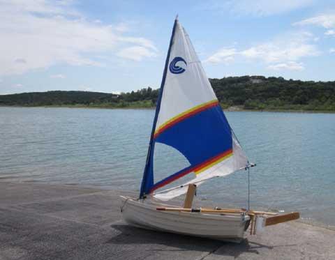 Walker Bay 8 Dinghy, 2001 sailboat