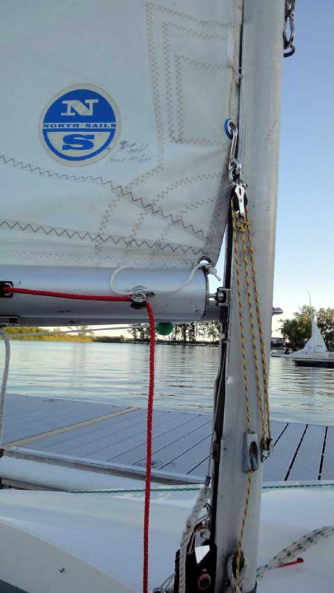 Wayfarer Mk III, 1995 sailboat