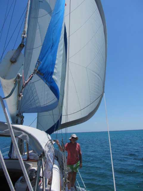 Wellington 44, 1980 sailboat