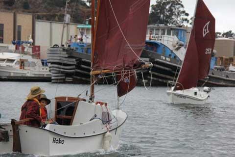 West Wight Potter 14 1969 Folsom California Sailboat