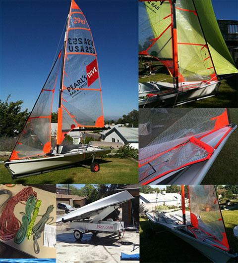 29er, 2000 sailboat