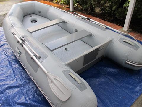Achilles Dinghy LSI-310, 2011 sailboat
