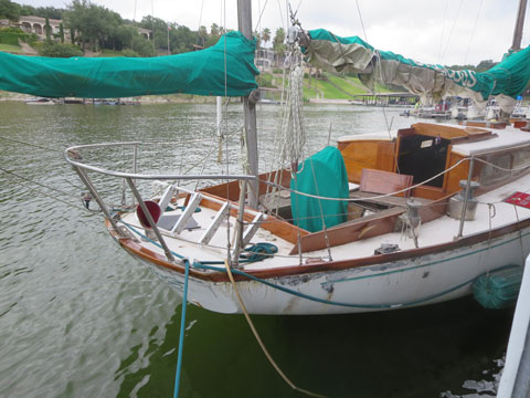 Alden Challenger Yawl 39.5 ft., 1963 sailboat