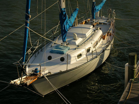 Allied Sea wind 30 Ketch, 1964 sailboat