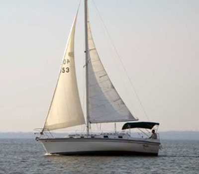 Allmand 31, 1983 sailboat