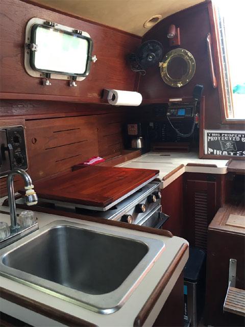 Allmand 31, 1983 sailboat