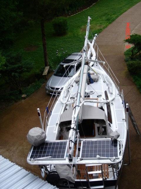 Alubat Ovni, 2007 sailboat