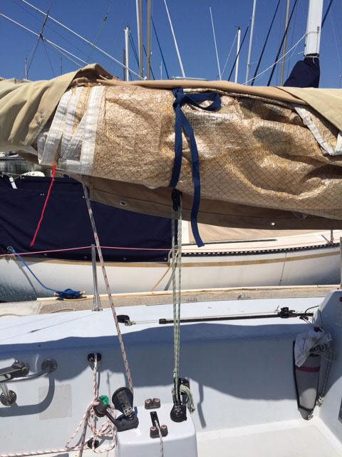 Andrews 26, 1988 sailboat