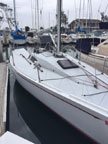 1988 Andrews 26 sailboat