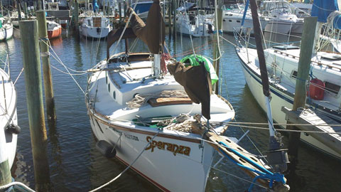 Aquarius Yachts Pilot Cutter, 1981 sailboat