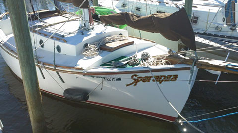 Aquarius Yachts Pilot Cutter, 1981 sailboat