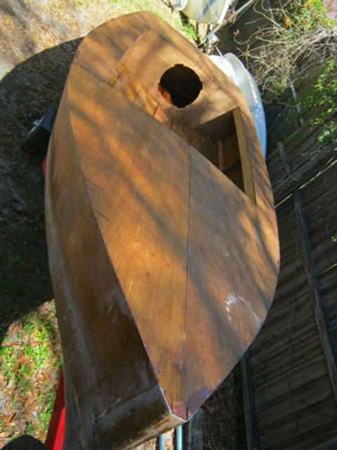 Arch Davis ACE 14 ft., NEW sailboat