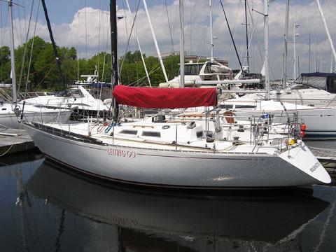 Baltic 37, 1978 sailboat