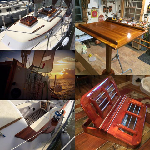 Bayfield 25 1982 Clear Lake Texas Sailboat For Sale