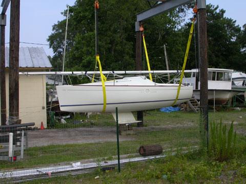 Beneteau F21 Classic, 1996 sailboat