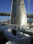 1996 Beneteau F21 Classic sailboat