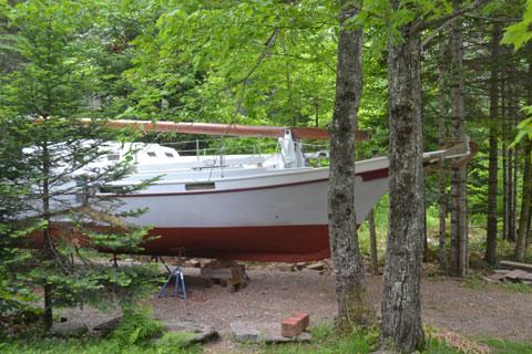 Bolger 34, 1981 sailboat