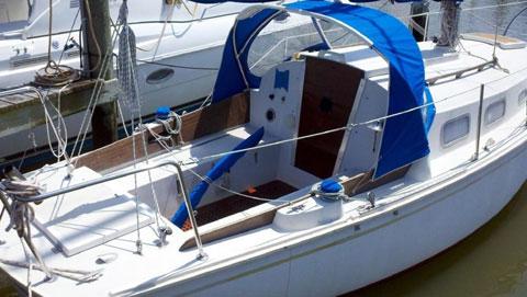 Bristol 26, 1977 sailboat